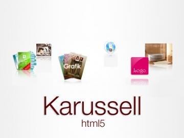 html5-Karussell